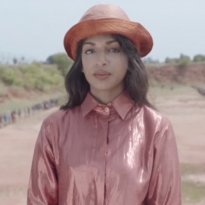 Finally by M.I.A. (Official Music Video)