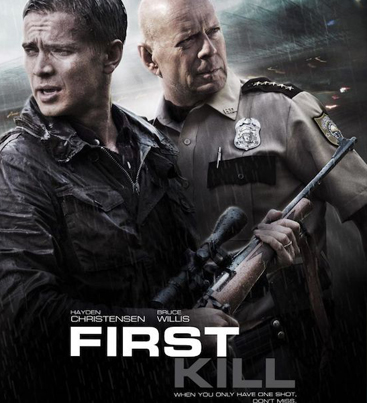 First Kill (Starring Bruce Willis) (Official Movie Trailer)