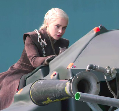 Inside Game Of Thrones: A Story In Special Effects