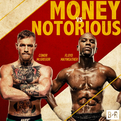 Mayweather-McGregor Fight Is Officially Set For August 26th In Vegas 👀👊