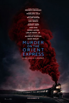 Murder On The Orient Express (Official Movie Trailer)