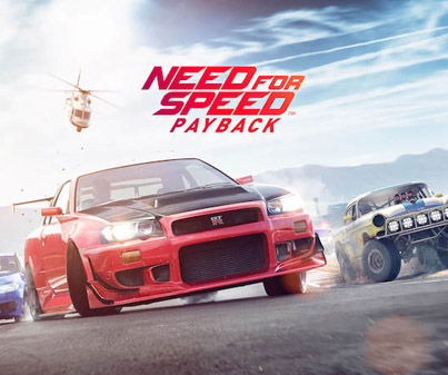 Need For Speed Payback (Official Video Game Trailer)