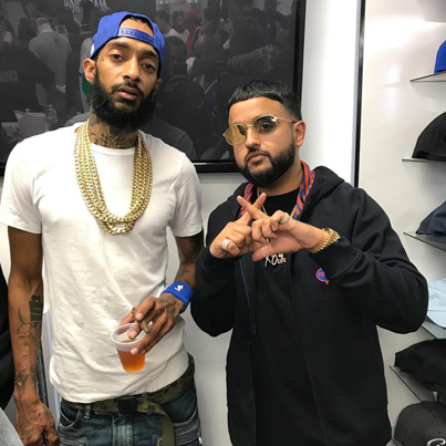 Nipsey Hussle's Journey Of Opening A Store In The Middle Of His Hood 🏆🏆🏆
