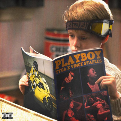 Playboy by Tyga x Vice Staples (Official Audio)