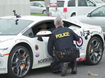 Police In Canada Really Are The Nicest 😂😂😂