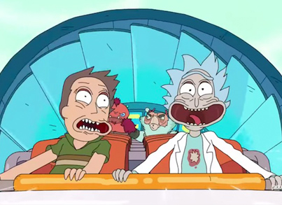 Rick And Morty: Season 3 (Official Trailer)