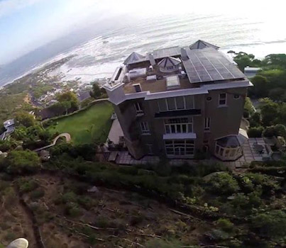 Swoop Cape Town's Most Expensive Mansions With The 'Fluck Boys' 🔥🤘😈