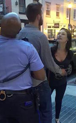 TV Reporter Fired From Her Job After Screaming At A Cop 😁😁