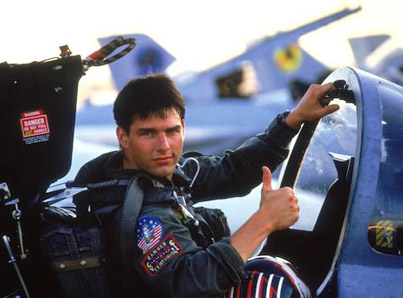 Tom Cruise Reveals Sequel Title To The '86 Classic Top Gun
