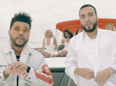 A Lie by French Montana x The Weeknd x Max B (Official Music Video)