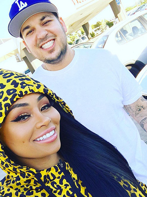Blac Chyna Tried Charging Rob's Card For $300k In Jewelry Before Exposing Her