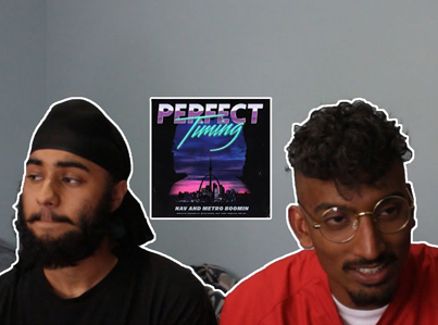 Brown Boys Review 'Perfect Timing' by NAV & Metro Boomin