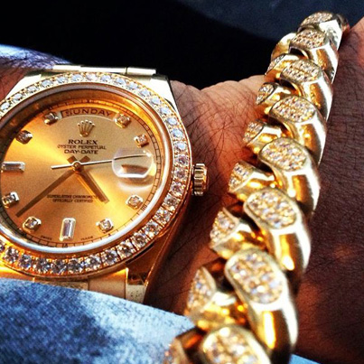 DJ Khaled Gifts His Team Members Brand-New Rolexes