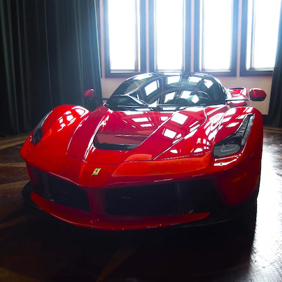 Detailing A 'LaFerrari Aperta' In The Most Insane Garage In The World 😍😍🤗
