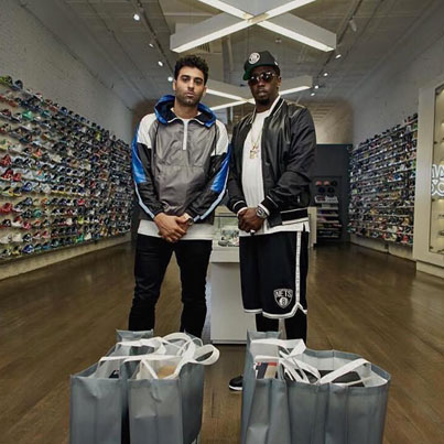 Diddy Goes Sneaker Shopping With Complex 💦💥🔥✅