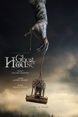 Ghost House (Official Movie Trailer)