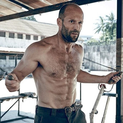 How Jason Statham Stays Shredded At 50-Years-Old 💪