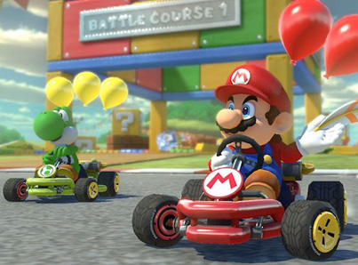Mario Kart Is Coming To Virtual Reality In Japan 🔥🔥🔥