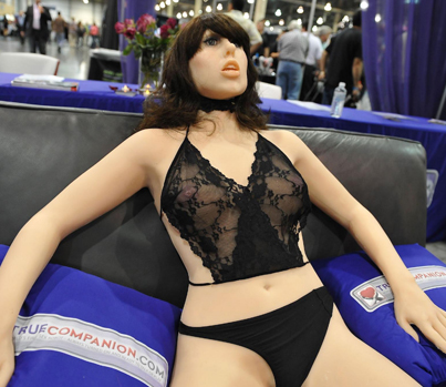 THE RISE OF THE SEX ROBOTS 😵😵😵