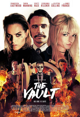 The Vault (Official Movie Trailer)