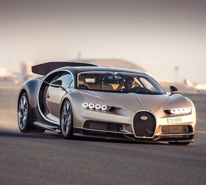 Top Gear Host Gets His Hands On Bugatti's Latest Masterpiece