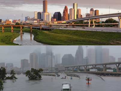 Before And After Hurricane Harvey 🌪🌪🌪