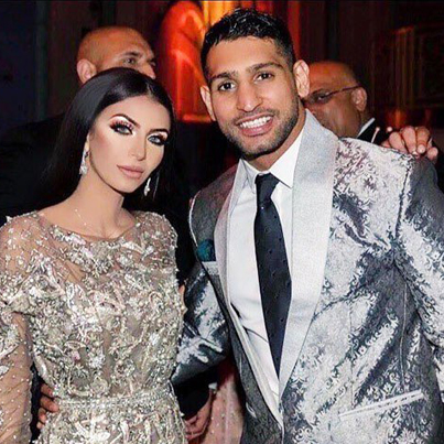Boxing Star Amir Khan Says His Wife Cheated On Him 😑😑😑