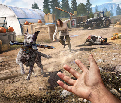 Far Cry 5 (Official Extended Gameplay Trailer)