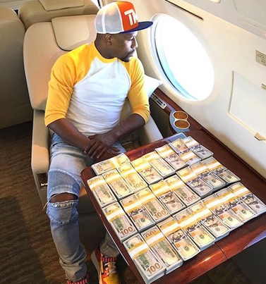 Floyd Mayweather Reveals How He Spends His Money 👆👏🙏🏻