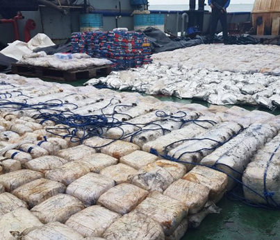 India Seizes Ship With 3,000 Pounds Of Heroin Worth $545M