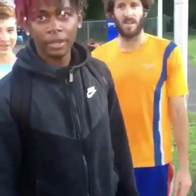 Little Yachty Looking Fuccboi Violates Lil Dicky 😂😂💀