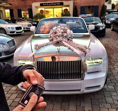 Make Your Own Rolls-Royce 💎