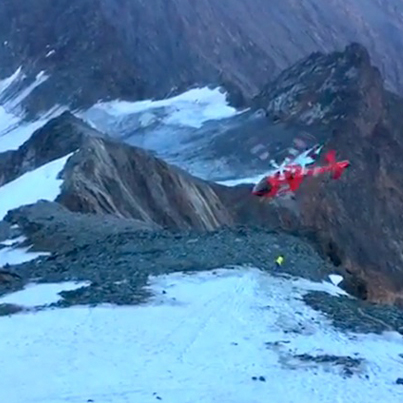 Man Almost Gets Chopped Up By Helicopter In Crazy Accident