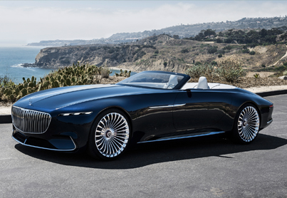 Mercedes-Maybach 6 Cabriolet First Look 👀🔥🔥