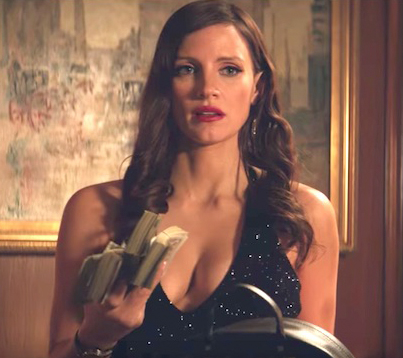 Molly's Game (Official Movie Trailer)