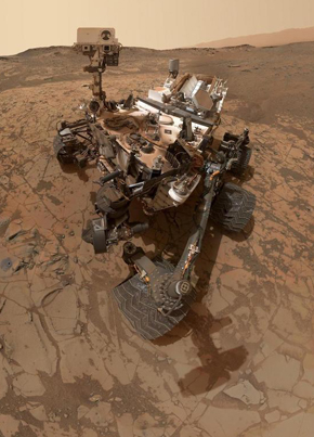 5 Years On Mars: NASA Releases Time Lapse Of Curiosity Driving