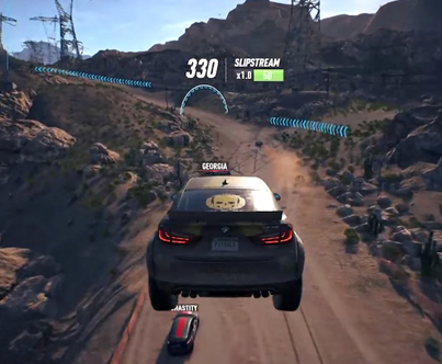 Need For Speed Payback (Official Off Road Race Gameplay Trailer)