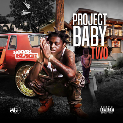 Project Baby 2 by Kodak Black (Official Mixtape)