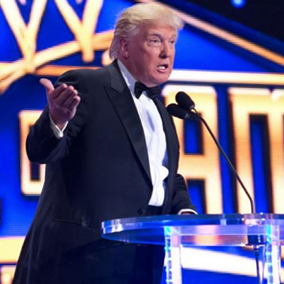 Protesters Demand Trump Be Removed From WWE Hall Of Fame 🤔🤔🤔