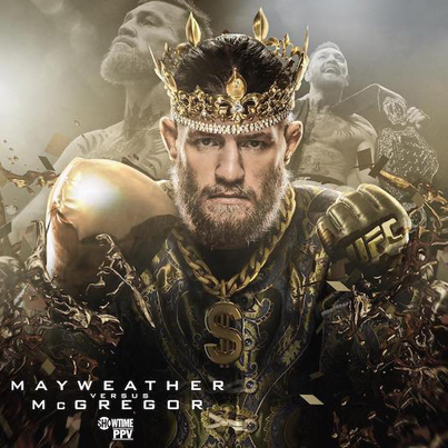 Showtime Taps The Killers For Mayweather-McGregor Promo Video