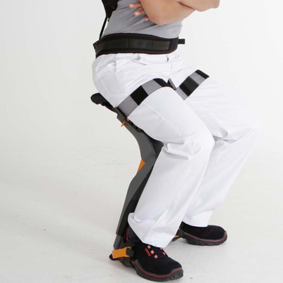 Sit Any Damn Place You Please With This Wearable Chair 😳
