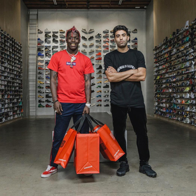 Sneaker Shopping With Lil Yachty ⛵️🔫🔫