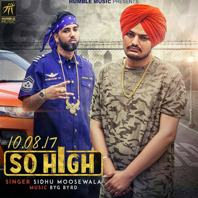 So High by Sidhu Moose Wala (Prod. by ByG Byrd) (Official Music Video) ⚠️🔥🔥