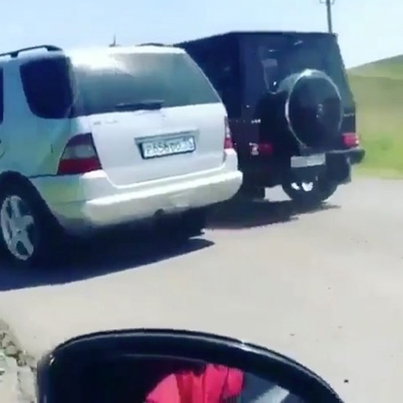 Their Road Rage On Another Level  😭😭😭😭
