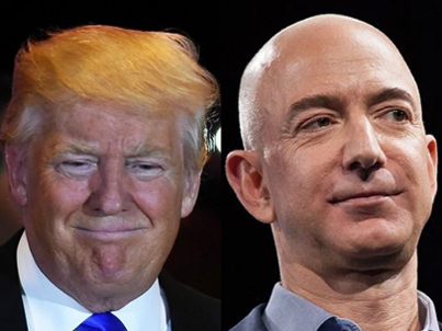 Trump Accuses AMAZON Of Hurting 'Tax Paying Retailers'