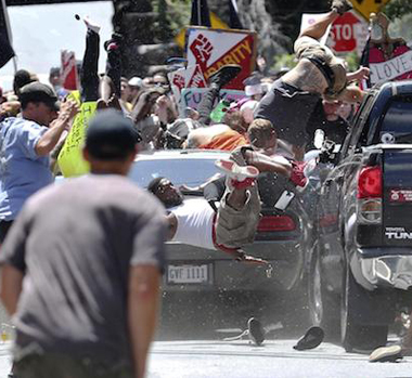 White Supremacist March In Charlottesville Leads To Chaos And Violence 😓🙏🇺🇸