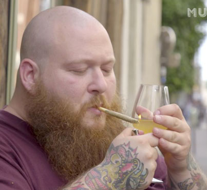 ACTION BRONSON EATS PARIS 🙌🏼😏🇫🇷