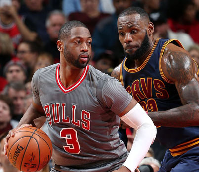 Dwyane Wade Signs With Cavaliers To A One Year Contract For $2.3M