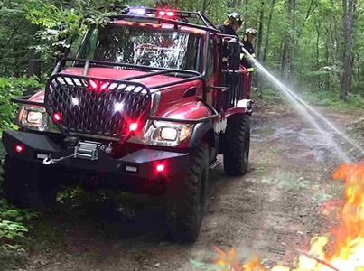 Extreme Firefighting Truck 🚒🔥