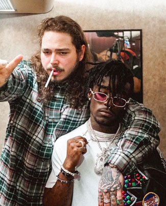 From SoundCloud To Success With Post Malone 🔥🔥🌡🖐💰